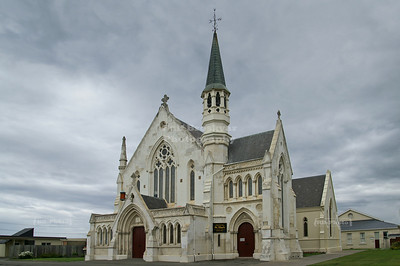 St Paul's Presbyterian Church, Oamaru, New Zealand