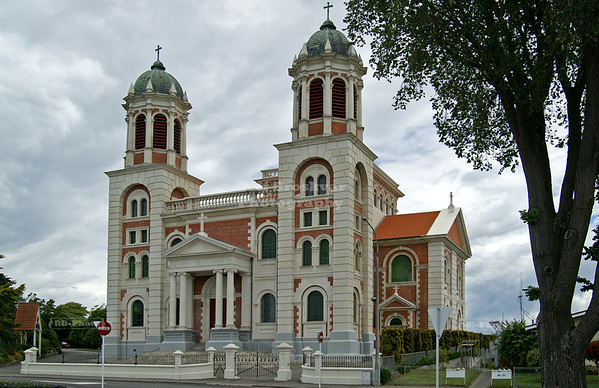 Sacred Heart Parish, Timaru, South Island, New Zealand