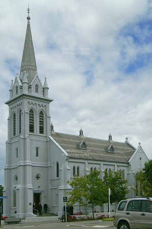 Chalmers Presbyterian Church, Timaru, South Island, New Zealand