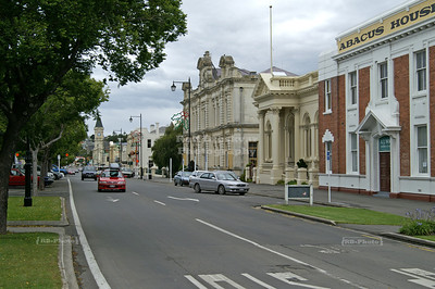 Oamaru, Otago, South Island, New Zealand
