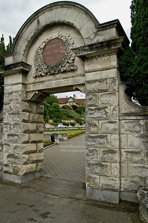 George Jones Memorial, Oamaru, North Otago, South Island, New Zealand