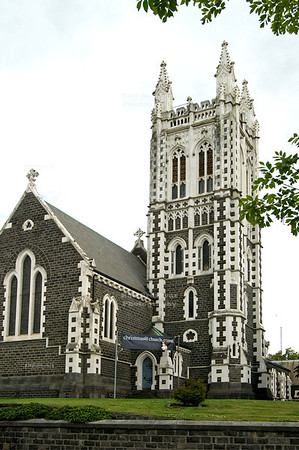 St. Mary's Anglican Parish Church, Timaru, Canterbury, New Zealand