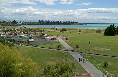 Summer Carnival at Caroline Bay, Timaru, New Zealand