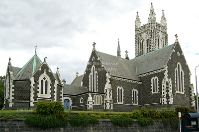 St. Mary's Anglican Parish Church, Timaru, Canterbury, South Island, New Zealand