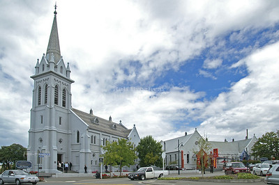 Chalmers Presbyterian Church, Timaru, New Zealand