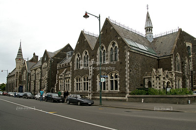 Christchurch Arts Centre, New Zealand