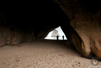 Cathedral cove - Coromandel : New zealand