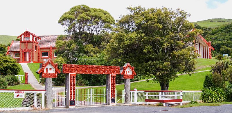 Maori Church and Meeting House