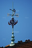 Weathervane on Dunedin Railway Station