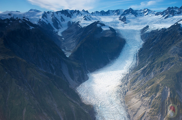 Franz Josef Glacier : New Zealand
