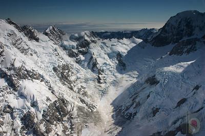 Franz Josef Glacier : New Zealand