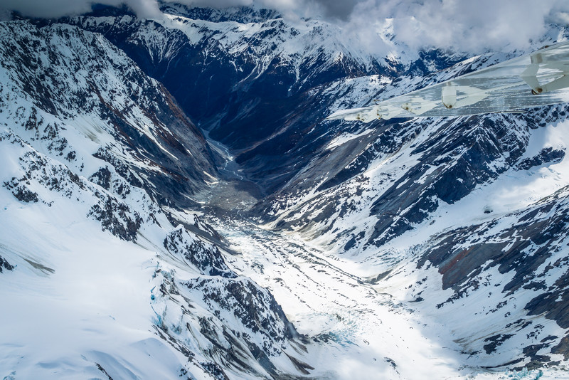 'Southern Alps', New Zealand