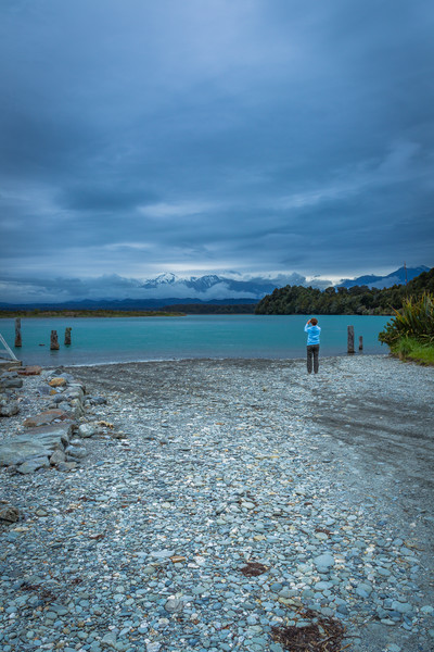 Okarito Lagoon, New Zealand