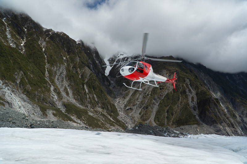 Fox and Franz Josef Glaciers Heli Hikes