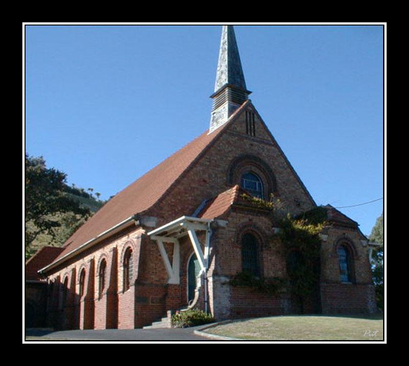 Prebyterian Church in Devonport
