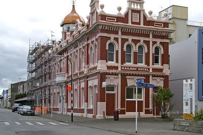 Victoria Railway Hotel, Invercargill, New Zealand