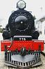 Historic Steam Train #778