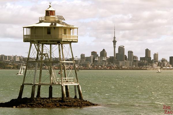 Auckland's skyline