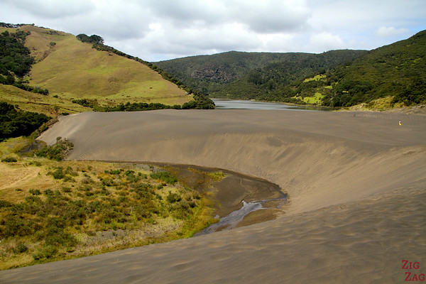 Black Sand Dune, New Zealand Photo 1