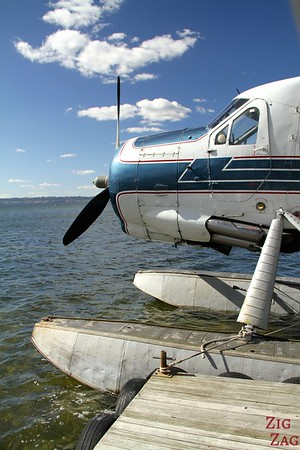 Otter floatplane Rotorua, New Zealand photo 1