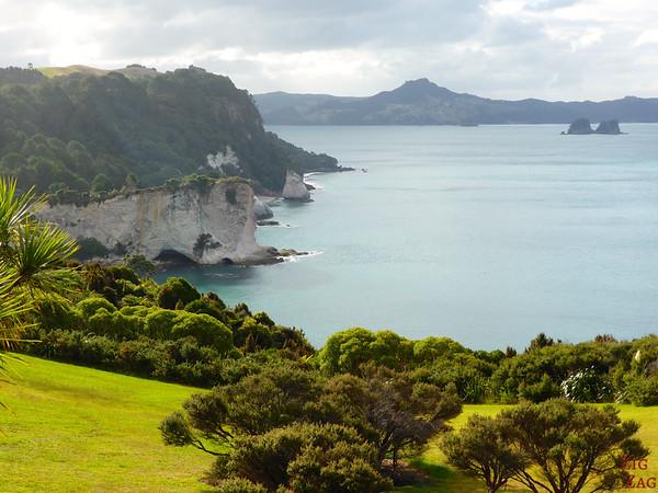 Cathedral cove hike, Coromandel, New Zealand, photo 1