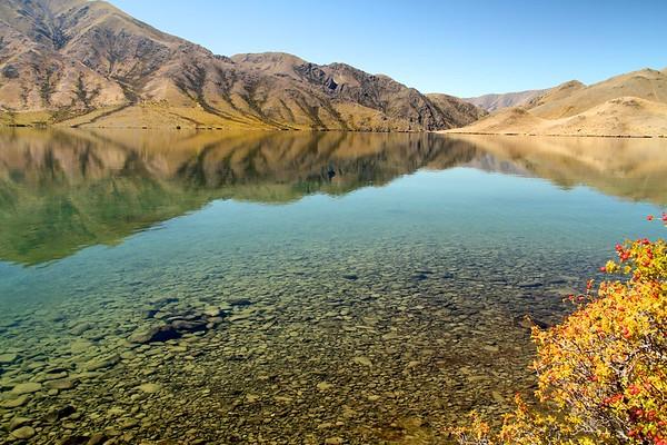 Lake Benmore, New Zealand photo 1