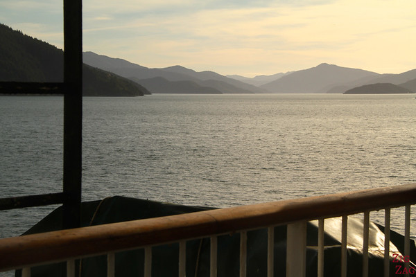 Ferry , Malborough Sound, New Zealand photo 3