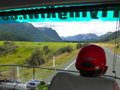 Organized tour New Zealand