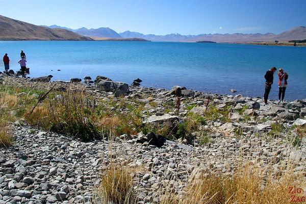 Lake Tekapo, New Zealand, photo 1
