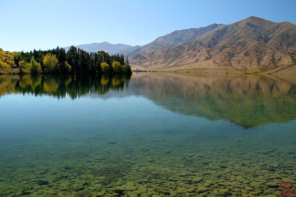 Lake Benmore, New Zealand photo 4