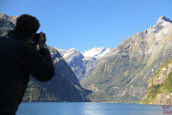 Cruising Milford Sound, New Zealand Photo 4