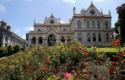 Wellington's Parliamentary Library