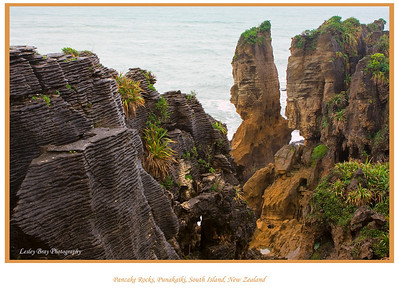 Punakaiki and other places