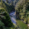 The river at Kaitoke in the Kaitoke Forest Park