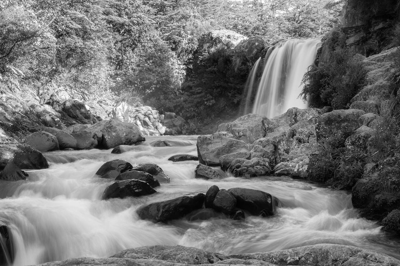 Tawhai Falls, Tongariro National Park