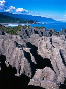 Punakaiki - Pancake Rocks - New Zealand