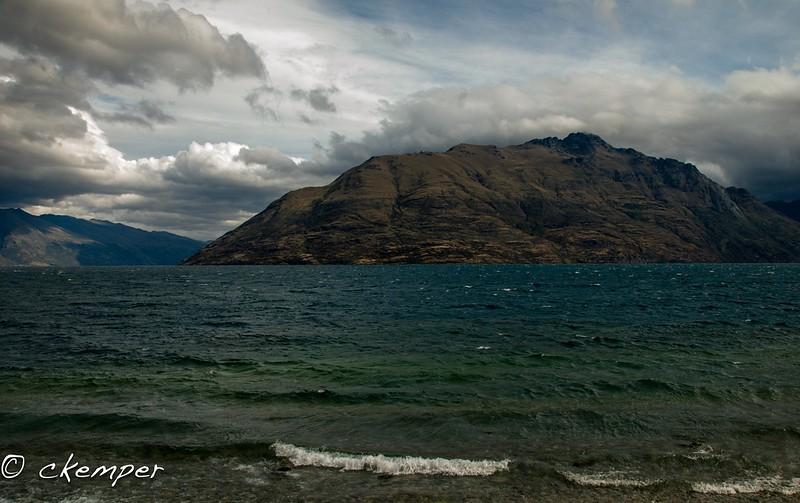 Lake Wakatipu, South Island