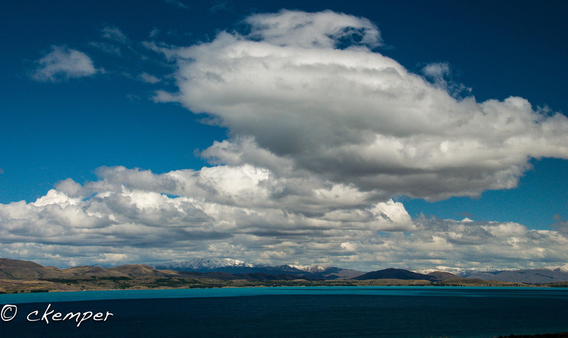 Lake Pukakai #2, South Island