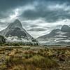 mighty moody mitre peak | fiordland, new zealand