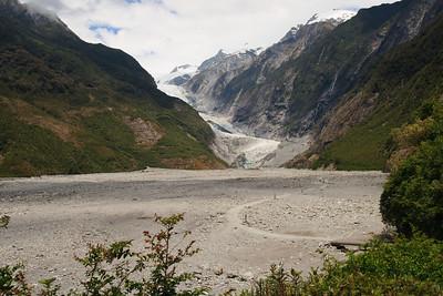 Franz Josef Valley