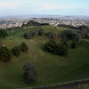 One Tree Hill in Auckland. Very green, extinct volcanoes, beautiful city of Auckland...couldn't ask for a better introduction to New Zealand on my first full day here.