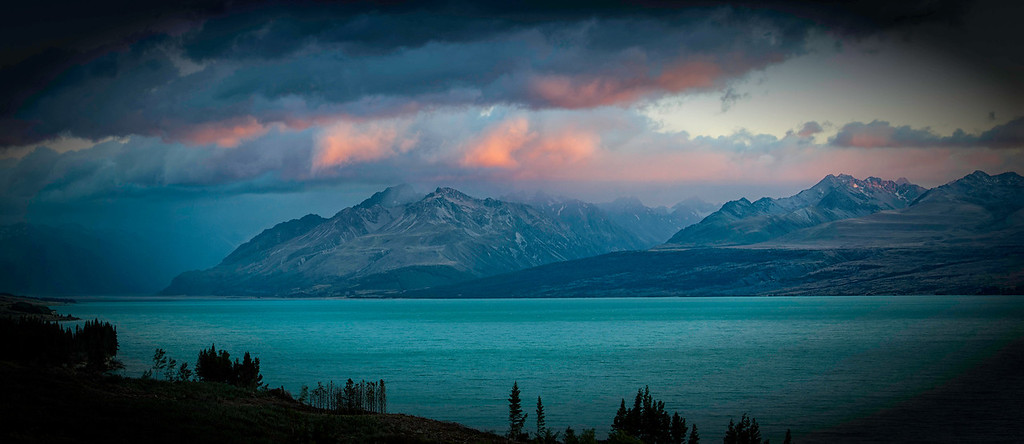 Lake Pukaki, Twizel New Zealand