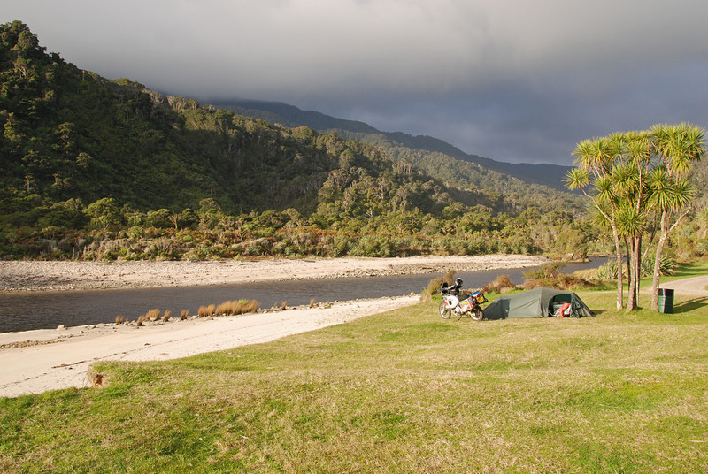 Kohaihai River  (Heaphy Track start/finish), Karamea