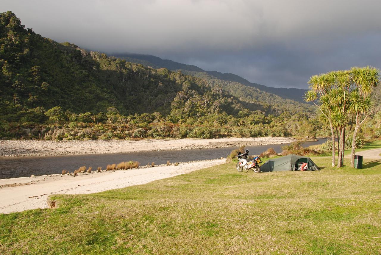 Kohaihai River  (Heaphy Track start/finish), Karamea