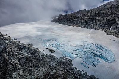 Milford Glacier