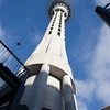 Sky Tower in Auckland.