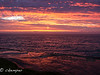 Sunset near Pancake Rocks, South Island