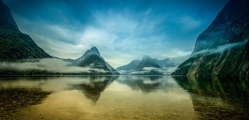 that funky sound | fiordland, new zealand