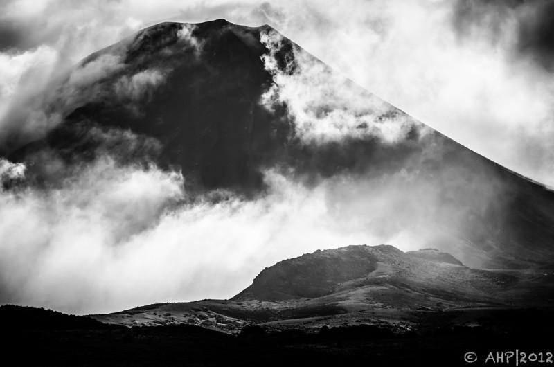 Mt Ngauruhoe/Mt Doom