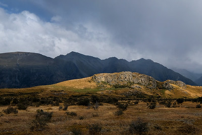 Mt.Sunday (Edoras)
